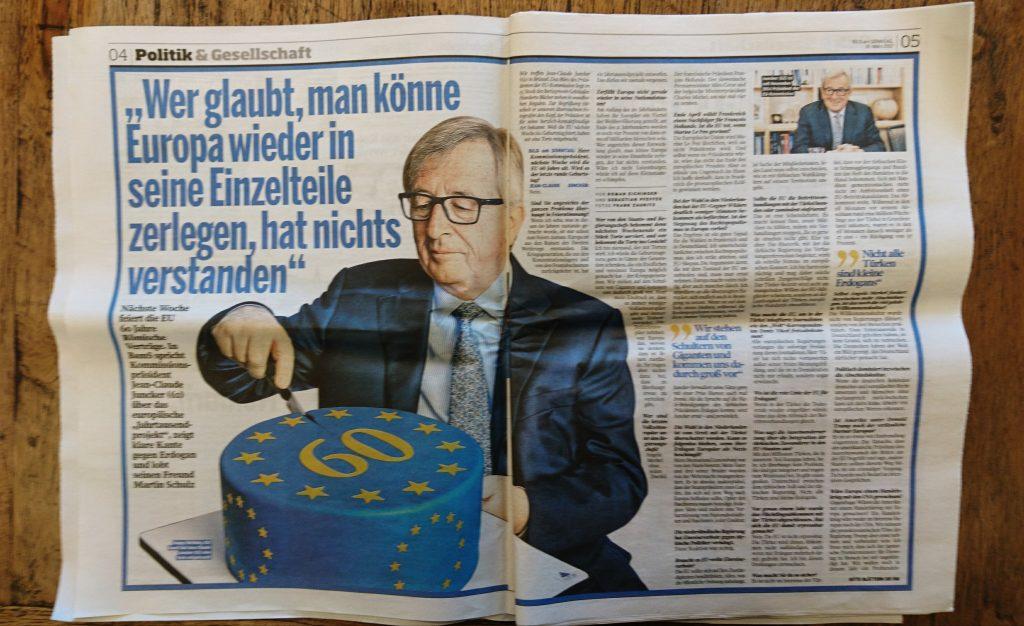 Juncker 1 BamS vom 19. März 2017
