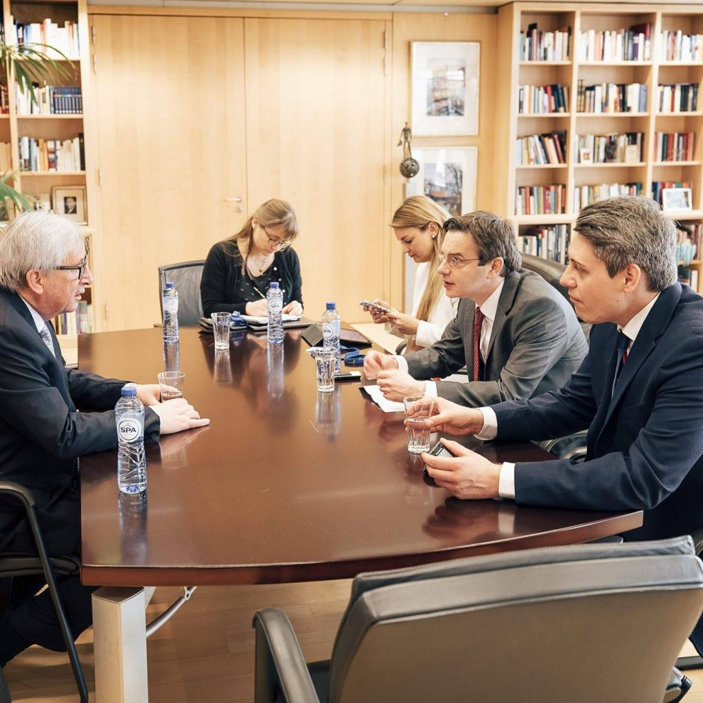 Interviewbild Juncker BamS